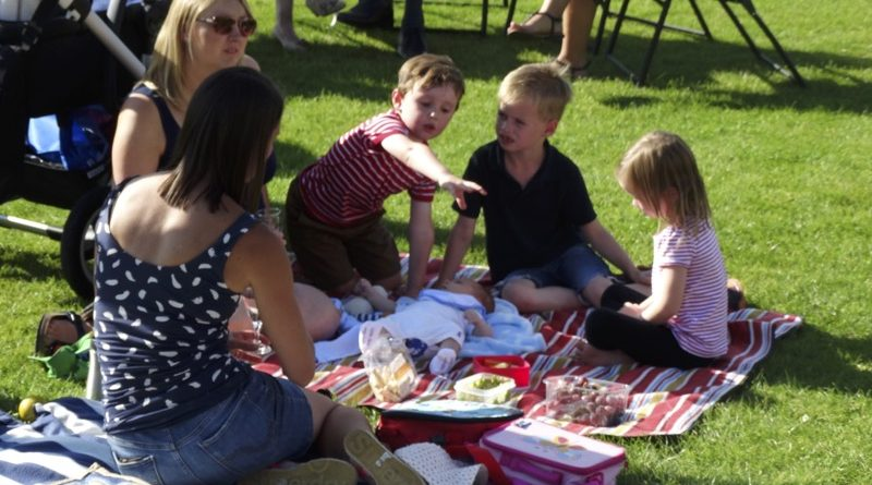 Wilbrahams' Social Club, 4th Anniversary, Family Picnic