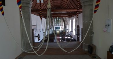 Visiting Bell Ringers