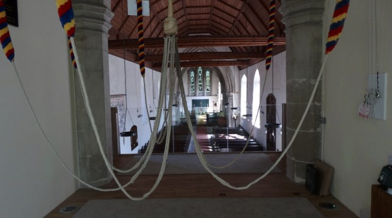 Bell ringing on Saturday 19th