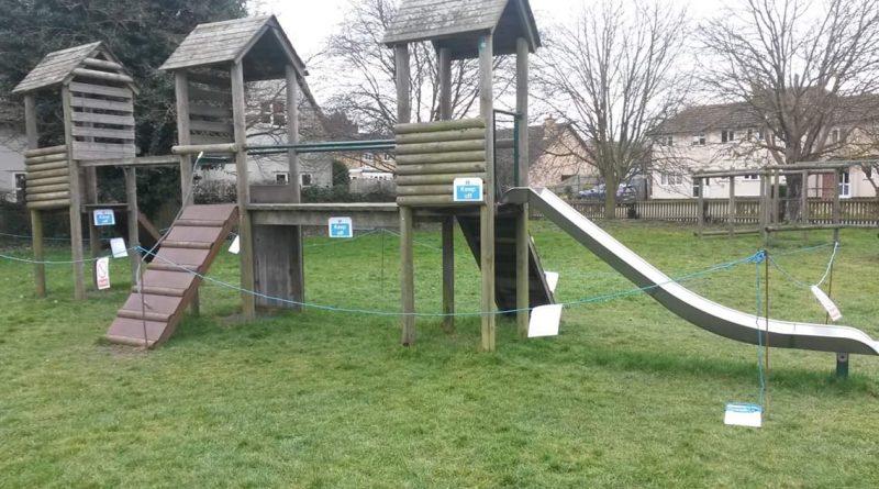 Urgent notice: Play Area Gt Wilbraham