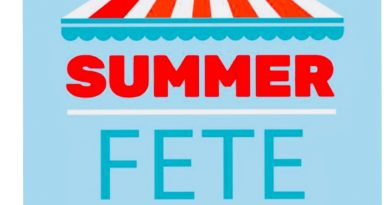 GW Primary School Summer Fête. Sat 29th June!