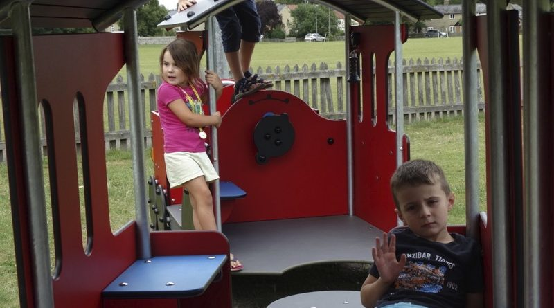 Reminder! Play Area Survey, now also on-line