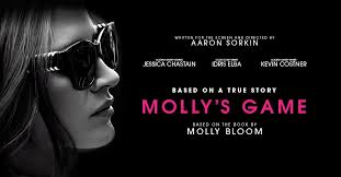 Film Club, Feb 22nd. 'Molly's Game'