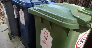 No Green Bins emptied until 4th May