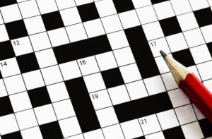 A crossword