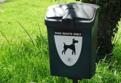 Clear up after your dog – Toft Way
