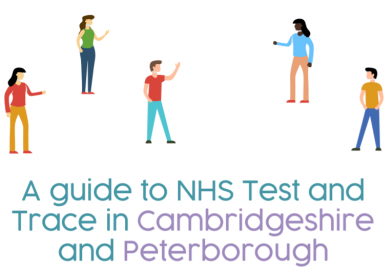 NHS Test and Trace in Cambridgeshire