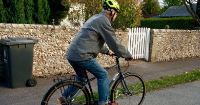 Cycle Paths on the Parish Council agenda
