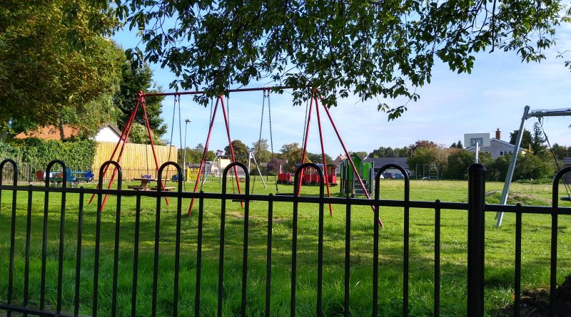 Play Area Feedback needed for Fence Grant Report (Deadline 20th October 2020)