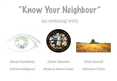 """"""" Know Your Neighbour """""""