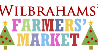 DON'T FORGET WILBRAHAMS' FARMERS' MARKET NEXT SATURDAY (12TH) 10-12.30 !!