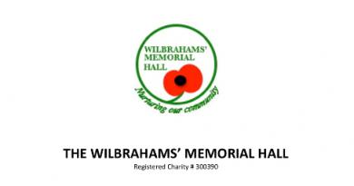 The Wilbrahams' Memorial Hall – Annual General Meeting