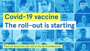 Covid-19 vaccine - the roll-out is starting