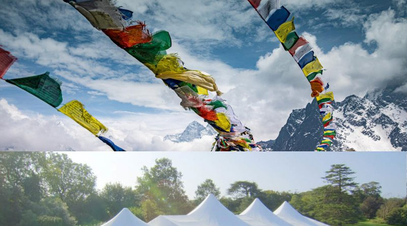 From Tibet to the Tent : My Bake off Journey – Ian Cumming – Tuesday 16th, 8pm