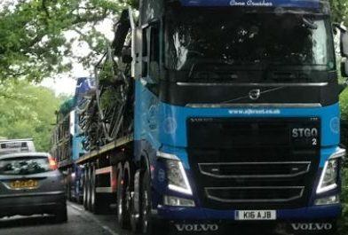 Concerned about HGVs?