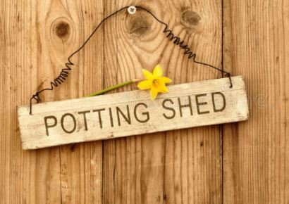 From the Potting Shed – Monday 17 May