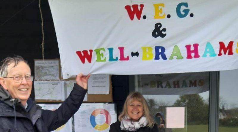Welcoming smiles at Wilbrahams' Farmers' Market
