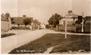 High Street and the Triangle, Great Wilbraham